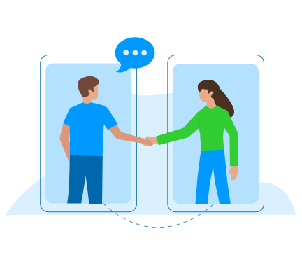 Connect with Instructors